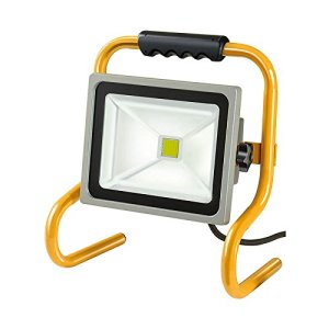 Brennenstuhl LED Leuchte | Baustrahler | 30W | 6400K | IP65 | 5m