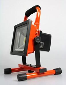 Xcell Akku LED Arbeitsstrahler 20W, 1600 Lumen