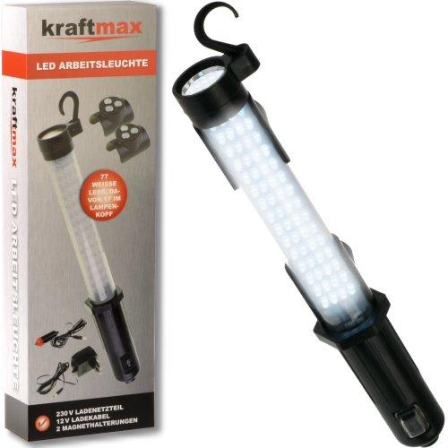 Kraftmax W1000 Hochleistungs LED Stableuchte 42267953