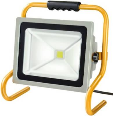Brennenstuhl LED Baustrahler 50 W, 3500 Lumen