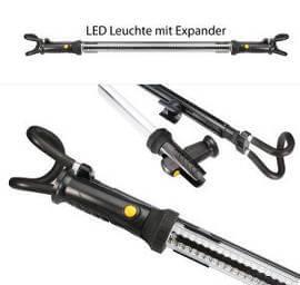 Motorhauben LED Stableuchte